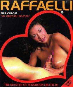 Raffaelli 122 Oriental Massage poster