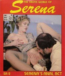 The Erotic World of Serena 2 Serenas Anal Act small poster