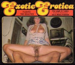 Exotic Erotica Film 13 Two Beauties poster