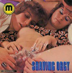Master Film 1728 Shaving Orgy poster