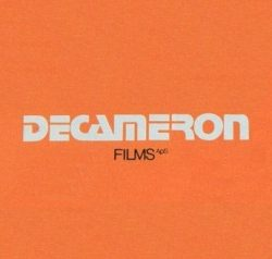 Decameron Film A110 Teen Age Private Teacher poster