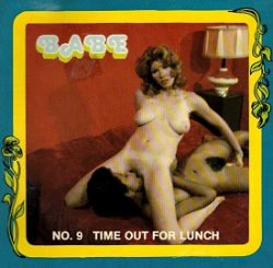 Babe Film 9 Time Out For Lunch small poster