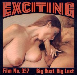 Exciting Film 957 Big Bust Big Lust poster
