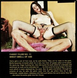 Fanny Films 11 Sweet Smell Of Ass small poster