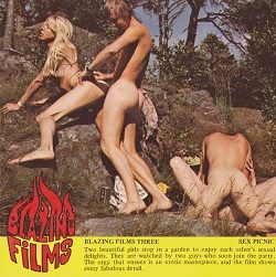 Blazing Films Sex Picnic small poster