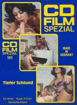 CD Film Spezial 151 Tiefer Schlund poster