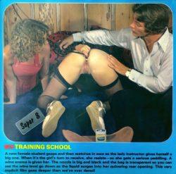 Roxbury Press 629 Training School poster