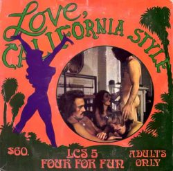 Love California Style 5 Four For Fun poster
