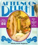 Afternoon Delight 22 Babydoll Nightie poster