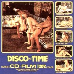 CD Film 1202 Disco Time poster