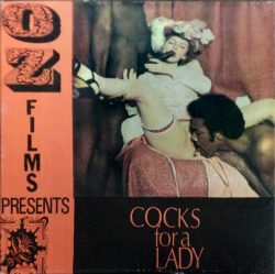 O Z Films 69 Cocks for a Lady poster