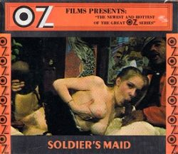 O Z Films 95 Soldiers Maid small poster