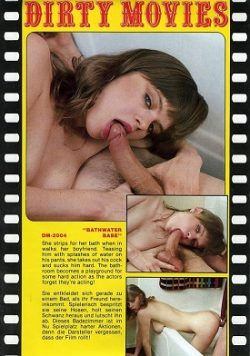Dirty Movies Bathwater Babe small poster