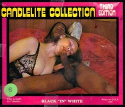 Candlelite Collection 15 Black In White poster