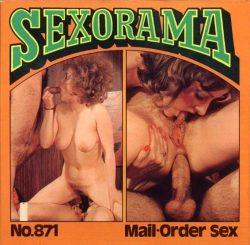 Sexorama Film 871 Mail Order Sex poster