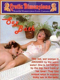 Erotic Dimensions Sex Bath small poster