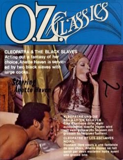 O Z Classics 15 Cleopatra and The Black Guys poster
