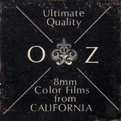 O Z Films 21 The Geisha poster