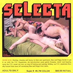 Selecta S15 Home Box poster