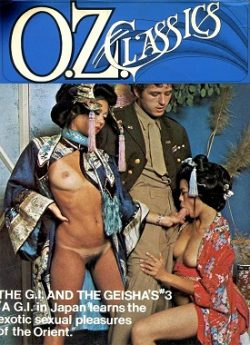 O Z Classics 3 The G I and the Geishas small poster
