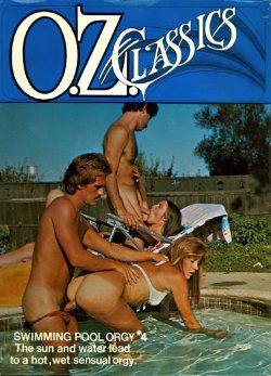 O Z Classics 4 Swimming Pool Orgy back