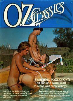 O Z Classics 4 Swimming Pool Orgy poster