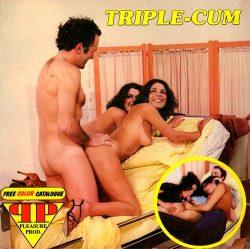 Pleasure Production Triple Cum