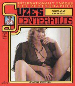 Suzes Centerfolds 24 Champagne Breakfast poster