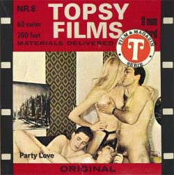 Topsy Films 8 Party Love