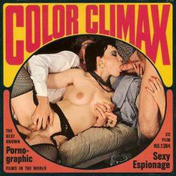 Color Climax Film Sexy Espionage