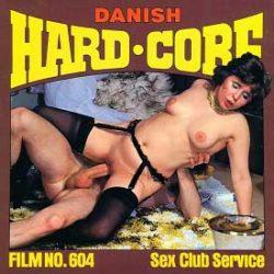 Danish Hardcore Film 604 Sex Club Service small poster