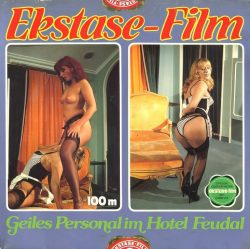 Ekstase Film 21 Geiles Personal Im Hotel Feudal poster