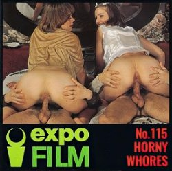 Expo Film 115 Horny Whores small poster
