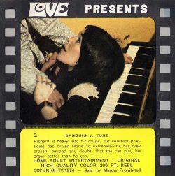 Love 5 Bang A Tune postser
