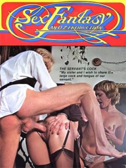 Sex Fantasy 4 The Servants Cock small poster