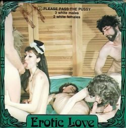 Erotic Love 3 Please Pass The Pussy poster