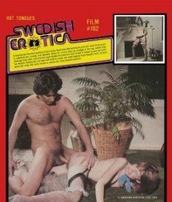 Swedish Erotica Hot Tongues small poster