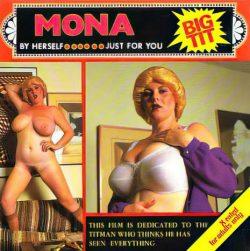 Big Tit Mona poster
