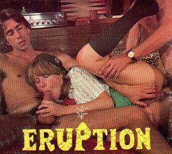 Eruption E9 Swingers Paradise poster