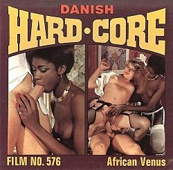 Danish Hardcore Film African Venus small poster