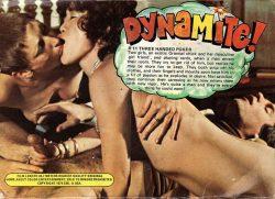 Dynamite 11 3 Handed Poker poster