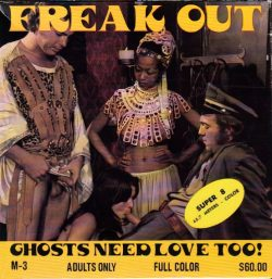 Freak Out Film M3 Ghosts Need Love Too poster
