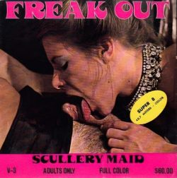 Freak Out Film V3 Scullery Maid poster