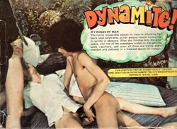 Dynamite 7 Wings Of Man poster