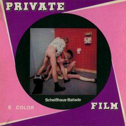 Private Film No.4 - Scheisshaus Ballade