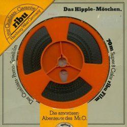 Ribu Film A001 - Das Hippie-Möschen