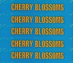 Cherry Blossoms 3 poster