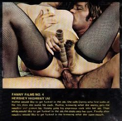 Fanny Films 4 Hershey Highway Fire My Rear small poster