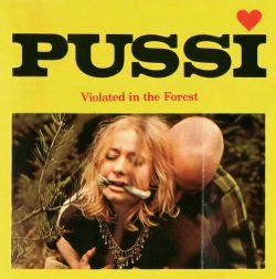 Pussi Fucked In The Forest poster