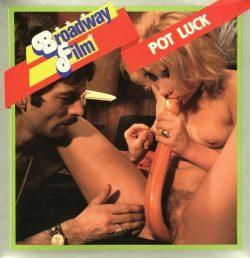 Broadway Film BR 72 Pot Luck poster
